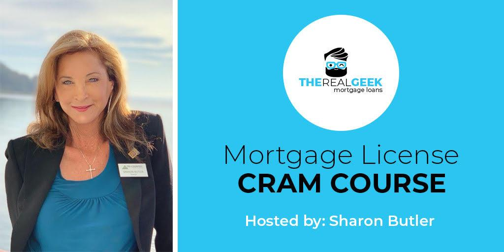 2-Day Mortgage License Cram Course (Webinar)